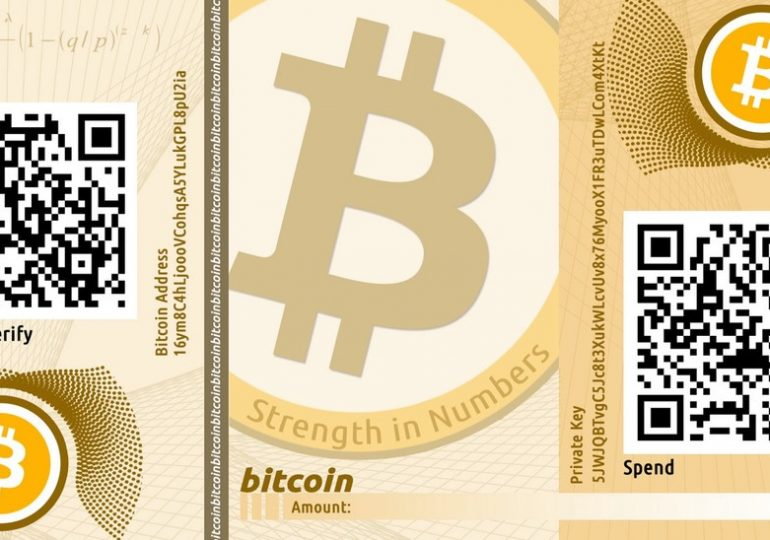 What is Wallet Paper Bitcoin