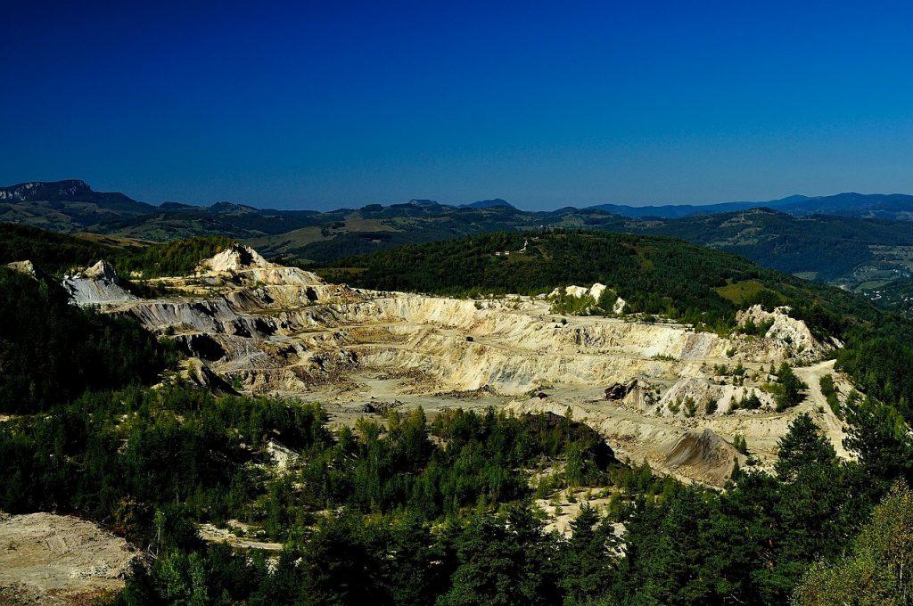 Perlombongan emas tidak baik untuk alam sekitar