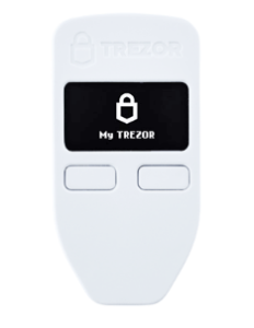 berst crypto hard wallet trezor one