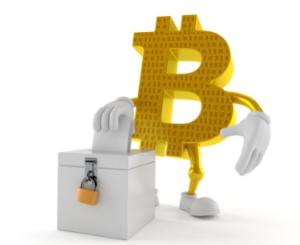 bitcoin safe deposit
