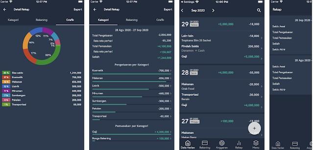 FamFina personal finance app