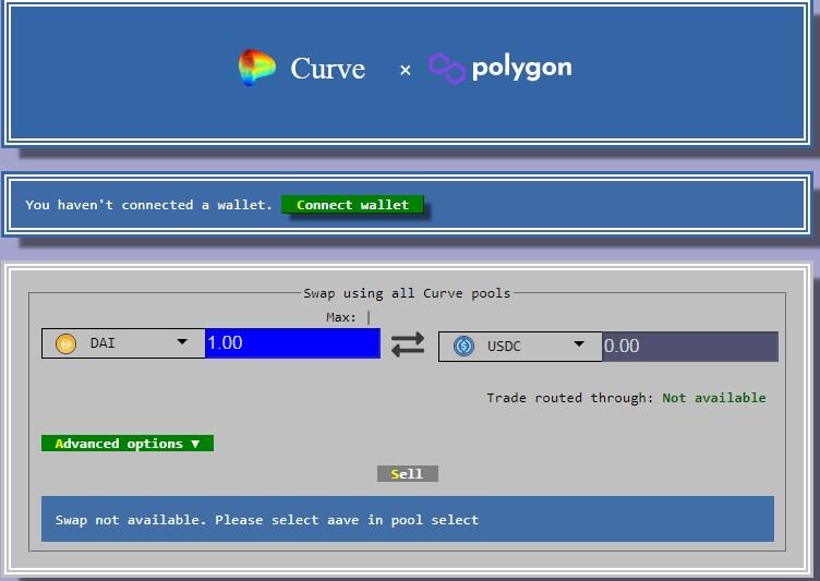 curve polygon