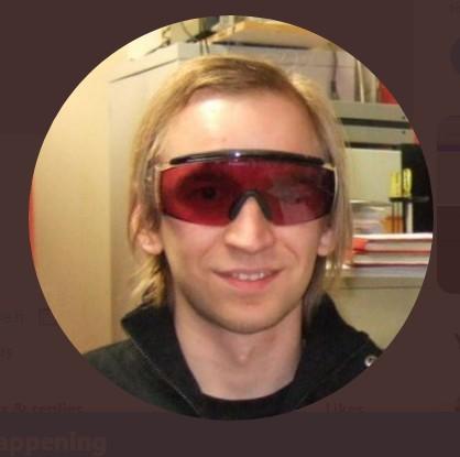 Michael egorov founder Curve and nuChyper