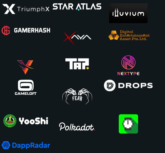 blockchain game alliance