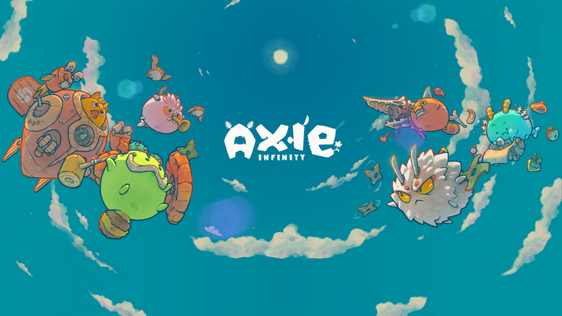 axie infinity play game and make money